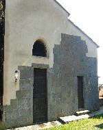 facciata Abbazia San Martino in Campo